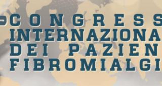 1° Congresso Internazionale dei pazienti con fibromialgia: 12-13 maggio 2021