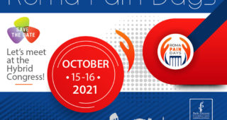 Join us at the 1st ROMA PAIN DAYS