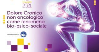 Webinar 24 giugno 2021: Dolore cronico non oncologico come fenomeno biopsicosociale
